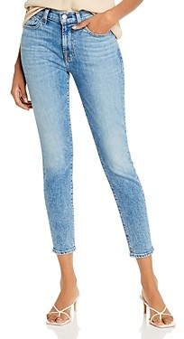 7 For All Mankind Ankle Skinny Jeans in Sloane Vintage