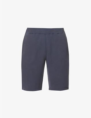 Sunspel Relaxed cotton-jersey shorts