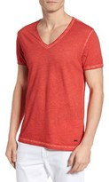 BOSS ORANGE Men's 'Toulouse' V-Neck T-Shirt