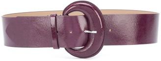 B-Low the Belt Tonal Buckle Belt