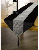 OZXCHIXU(TM) 32x185cm European Style Luxury Flannel Sequin Table Runner Wedding Party Banquet Decoration