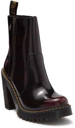 Dr. Martens Magdalena II Arcadia Block Heel Boot