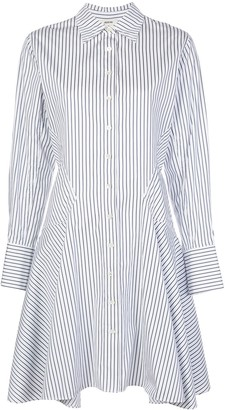 Jason Wu long sleeve shirt dress