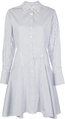 Jason Wu Long Sleeve Shirt Dress