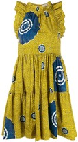 Ulla Johnson Tamsin Sand Dollar-print cotton dress
