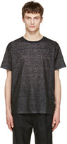 Calvin Klein Collection Black Rovel T-shirt