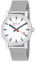 Mondaine Stainless Steel Bracelet Watch