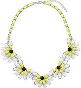 Lime Flower Collar