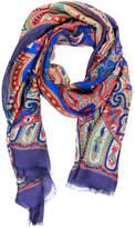 Saachi Royal Silk Touch Multi Way Scarf