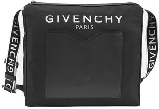 Givenchy Logo light 3 crossbody bag