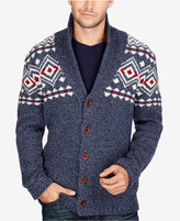 Lucky Brand Men's Lodge Cardigan