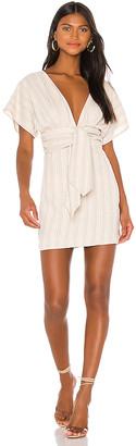 Majorelle Harrington Mini Dress