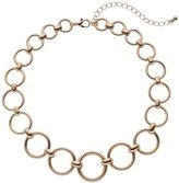 Apt. 9 Graduated Circle Link Choker Necklace