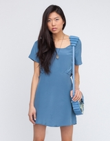 Collina Strada Cape Lookout Dress Solid