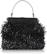 Tinsel leather bag