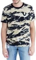 True Religion Brand Jeans Camo Buddha T-Shirt
