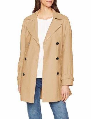 Only Women's onlEMILIA Short Trenchcoat CC OTW Coat