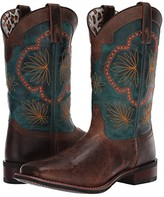 Laredo Forget Me Not (Tan/Blue) Women's Boots