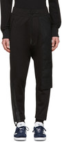 Y-3 Black Soft Lounge Pants