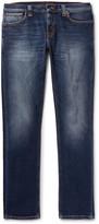 Nudie Jeans - Tight Long John Skinny-fit Organic Stretch-denim Jeans