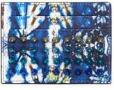 Christian Louboutin Kios Tie-Dye Studded Card Case