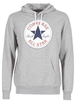 Converse CORE GRAPHIC PULLOVER HOODIE Grey