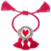 Shourouk Hippie Heart Bracelet