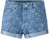 Levi's Summer Love Shorty Shorts, Little Girls (4-6X)