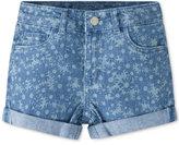 Levi's Summer Love Shorty Shorts, Toddler & Little Girls (2T-6X)