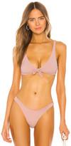 Vitamin A Lou Bikini Top