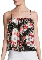 Rag & Bone Women's Lizzie Floral-Print Camisole