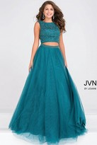 Jovani Embellished Bodice Two Piece Prom Ballgown JVN47919