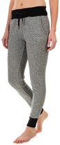 Nicole Miller Herringbone French Terry Joggers (For Women)