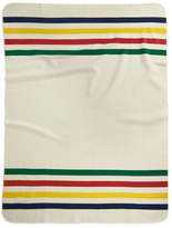 HBC Hudson'S Bay Company Polar Fleece Throw