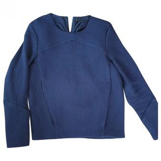 Maje Navy Knitwear for Women