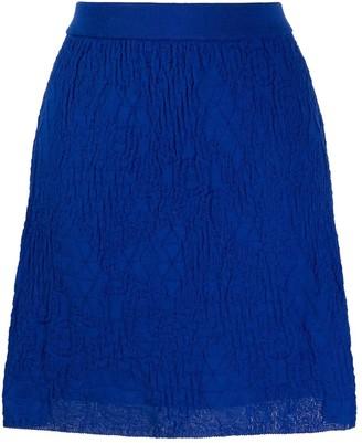 M Missoni Textured Knit Skirt