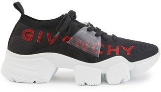 Givenchy Jaw mesh low top trainers