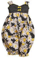 Bonnie Baby Infant Daisy Party Pants