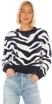 MinkPink A Wild Winter Knit Sweater
