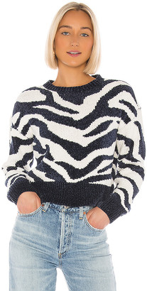 MinkPink A Wild Winter Knit Sweater