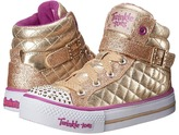 Skechers Twinkle Toes - Shuffles (Little Kid/Big Kid)