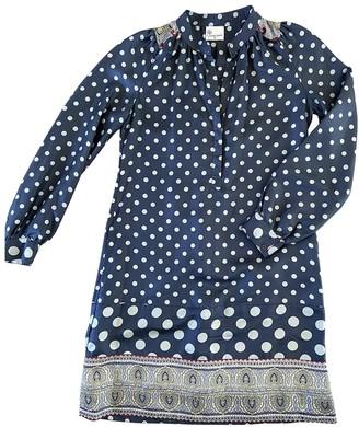 Stella Forest Anthracite Silk Dress for Women