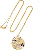 Ippolita Senso 18-karat Gold Diamond Necklace - one size