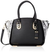 New Look Women's Wallis Wing Top-Handle Bag