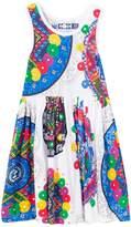 Desigual Girls' Dress Yaunde, Sizes 5-14 (13/14)