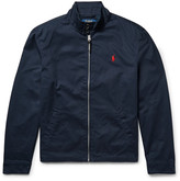 Polo Ralph Lauren Barracuta Cotton-Twill Jacket