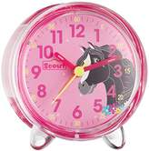 Scout Alarm Clock Analogue Plastic Girl Pink 280001050