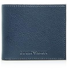 Giorgio Armani Leather Bi-Fold Wallet