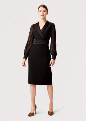 Hobbs Fridah Tux Dress