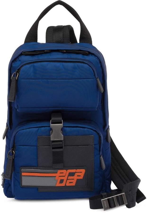 8aee3adedba1 Prada Men s Backpacks - ShopStyle